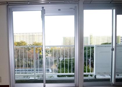 真砂第一団地アルミ製窓建具改修工事