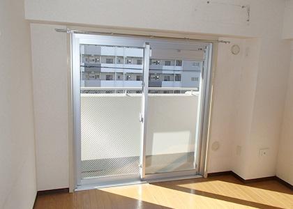 窓のリフォーム(修繕後)