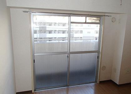 窓のリフォーム(修繕前)