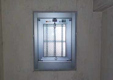 真砂第一団地他アルミ製窓建具改修工事