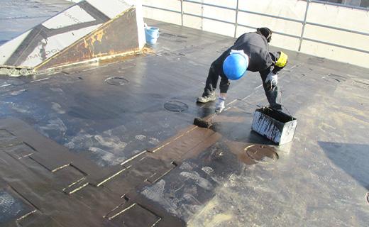 屋上・屋根の防水工事